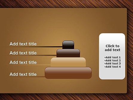 Wooden Background PowerPoint Template Slide 8