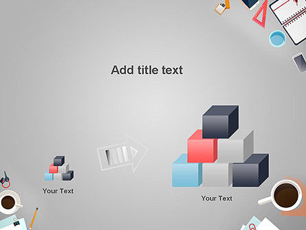Workplace Concept PowerPoint Template Slide 13