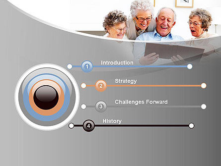 Retirement Activities PowerPoint Template Slide 3