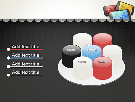 Mobile Phone Payment PowerPoint Template Slide 12