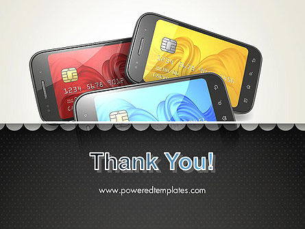 Mobile Phone Payment PowerPoint Template Slide 20