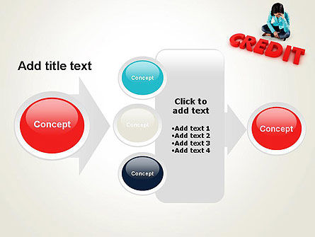 Bad Credit PowerPoint Template Slide 17