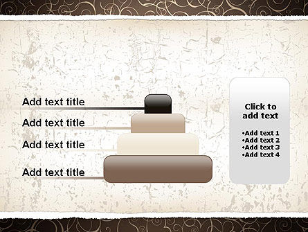 Abstract Curls PowerPoint Template Slide 8