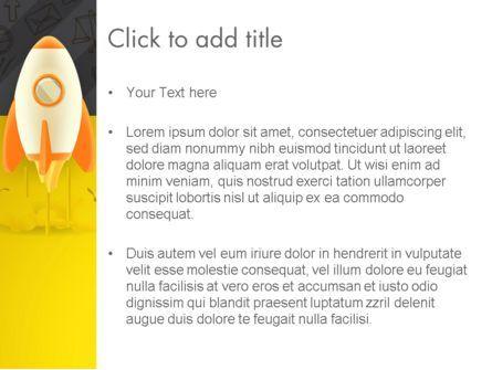 Startup Project Launch PowerPoint Template, Slide 3, 12953, Business Concepts — PoweredTemplate.com