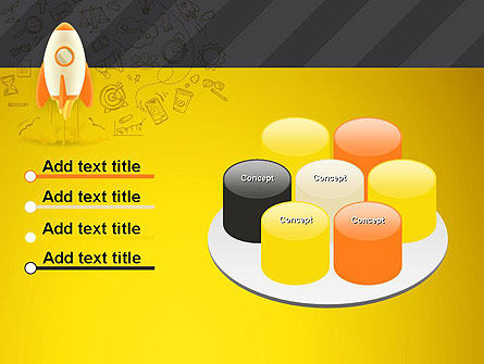 Startup Project Launch PowerPoint Template Slide 12
