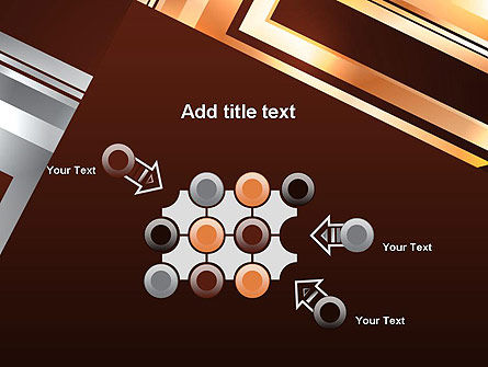 Abstract Stylish Background PowerPoint Template Slide 10