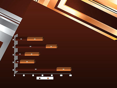 Abstract Stylish Background PowerPoint Template Slide 11