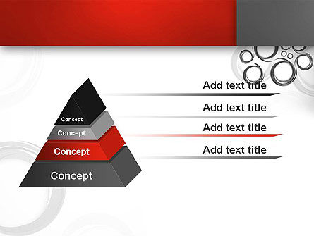 Fantasy Gray Circles PowerPoint Template Slide 12