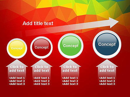 Abstract Polygon PowerPoint Template Slide 13