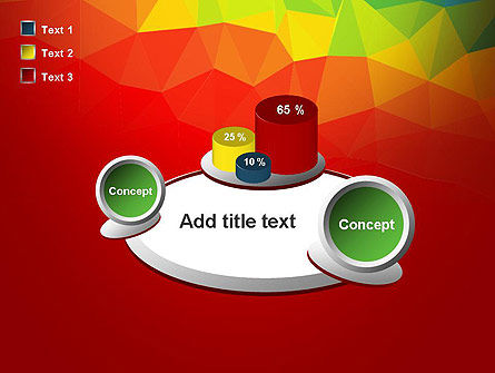 Abstract Polygon PowerPoint Template Slide 16