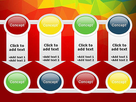 Abstract Polygon PowerPoint Template Slide 18