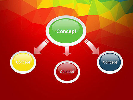 Abstract Polygon PowerPoint Template Slide 4