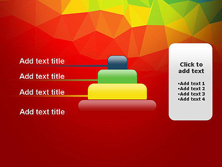Abstract Polygon PowerPoint Template Slide 8