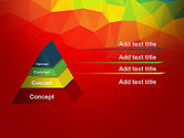 Abstract Polygon PowerPoint Template#12