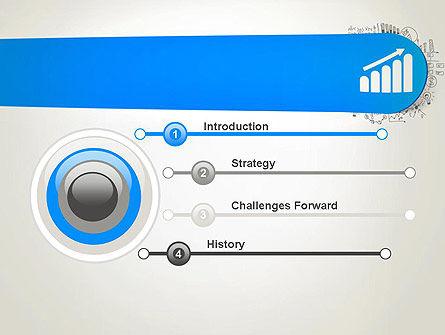 Growing Skills PowerPoint Template, Slide 3, 12958, Education & Training — PoweredTemplate.com