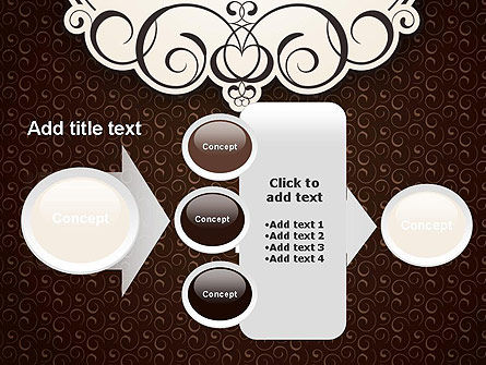 Romantic Frame PowerPoint Template Slide 17