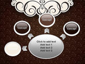 Romantic Frame PowerPoint Template#7