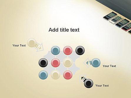 Series Smartphones PowerPoint Template Slide 10