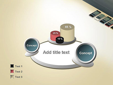 Series Smartphones PowerPoint Template Slide 6