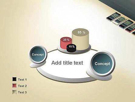 Series Smartphones PowerPoint Template Slide 6