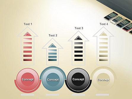 Series Smartphones PowerPoint Template Slide 7