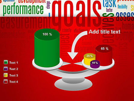Key Performance Indicators Word Cloud PowerPoint Template Slide 10