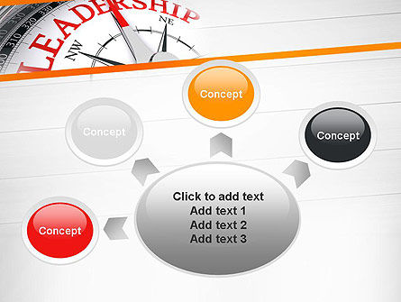 Leadership Management PowerPoint Template Slide 7