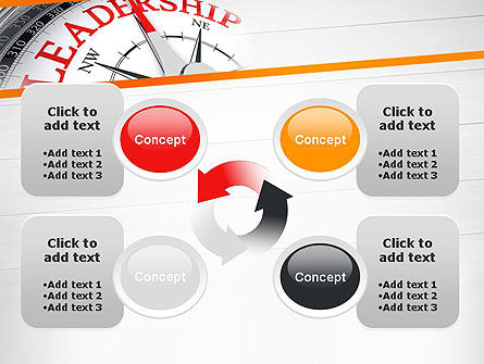 Leadership Management PowerPoint Template Slide 9