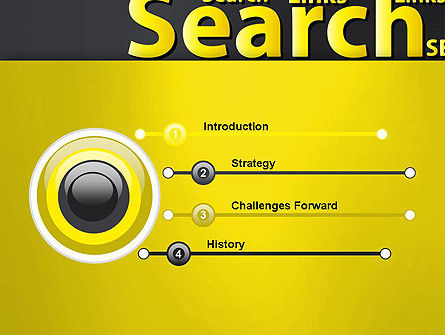 Search Engine Optimization Word Cloud PowerPoint Template Slide 3