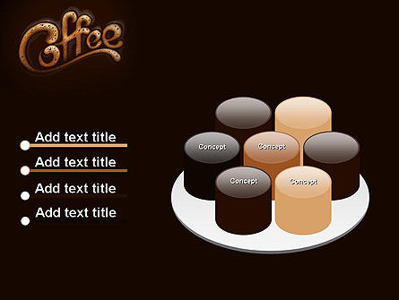 Coffee Aroma PowerPoint Template Slide 12
