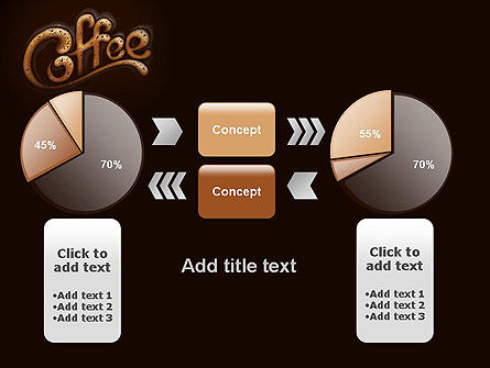 Coffee Aroma PowerPoint Template Slide 16