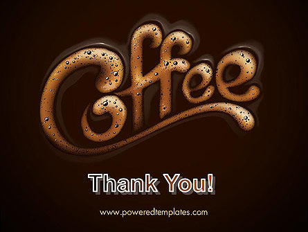 Coffee Aroma PowerPoint Template Slide 20