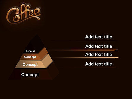 Coffee Aroma PowerPoint Template Slide 4