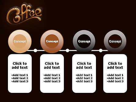 Coffee Aroma PowerPoint Template Slide 5
