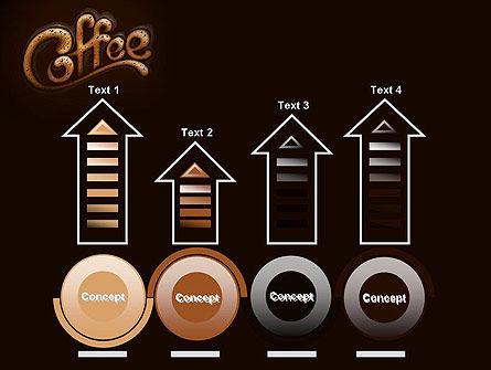 Coffee Aroma PowerPoint Template Slide 7