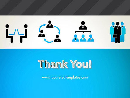 Human Resources Icons PowerPoint Template Slide 20
