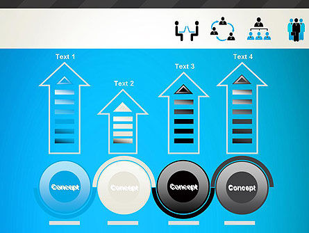 Human Resources Icons PowerPoint Template Slide 7