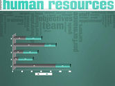 HR Word Cloud PowerPoint Template#11