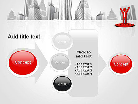 Business Winner PowerPoint Template Slide 17