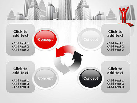 Business Winner PowerPoint Template Slide 9