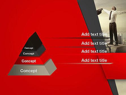 Pinnacle of Success PowerPoint Template Slide 12