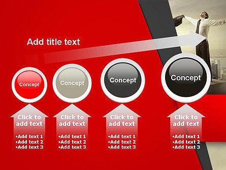 Pinnacle of Success PowerPoint Template Slide 13