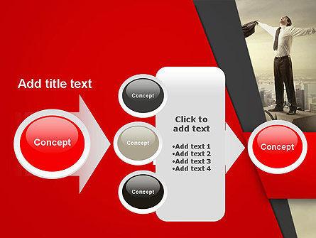 Pinnacle of Success PowerPoint Template Slide 17