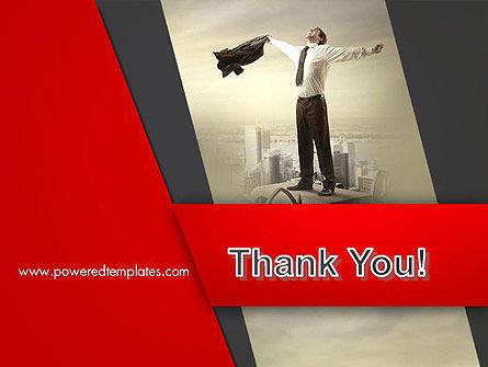 Pinnacle of Success PowerPoint Template Slide 20