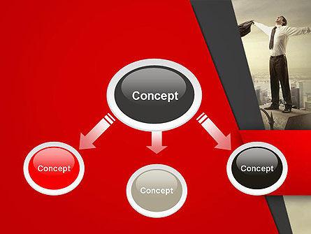 Pinnacle of Success PowerPoint Template Slide 4