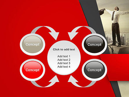 Pinnacle of Success PowerPoint Template Slide 6