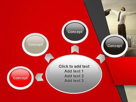 Pinnacle of Success PowerPoint Template Slide 7