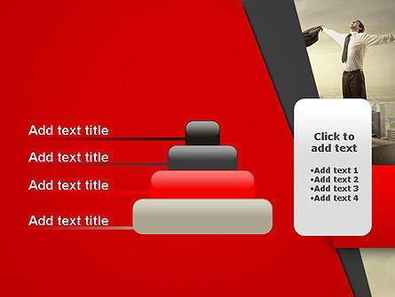 Pinnacle of Success PowerPoint Template Slide 8