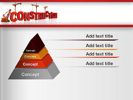 Building Construction PowerPoint Template Slide 12