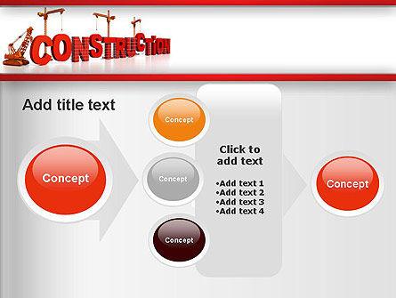Building Construction PowerPoint Template Slide 17
